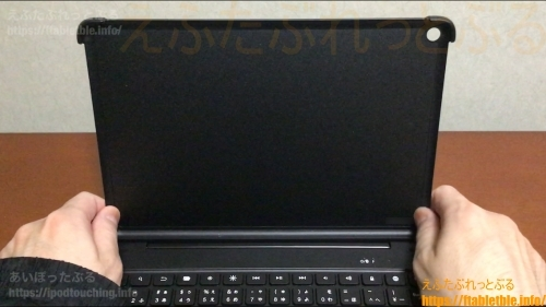 Bluetoothキーボード付きカバー(Fire HD 10(2021)用 )